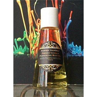 Soap Factory French Vanilla Oak Pheromone Body Oil