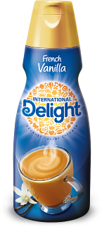 International Delight French Vanilla Creamer