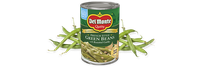 Del Monte® French Style Green Beans with Roasted Garlic