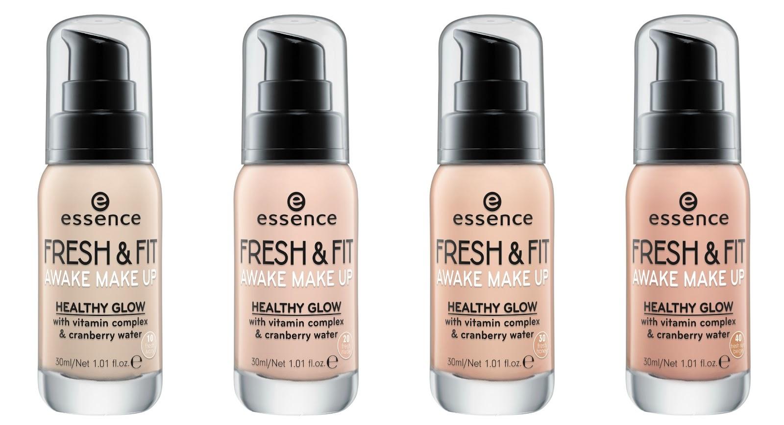 Essence Fresh & Fit Awake Make Up