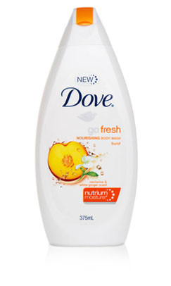 Dove Go Fresh Burst Body Wash