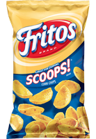Frito-Lay Corn Chips Scoops