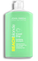 John Frieda® Beach Blonde Cool Dip® Shampoo