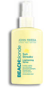 John Frieda® Beach Blonde Sun Streaks® Lightening Spray