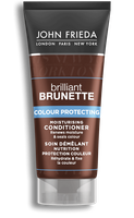 John Frieda® Brilliant Brunette Colour Protecting Moisturising Conditioner