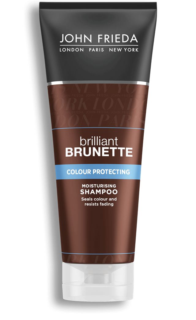 John Frieda® Brilliant Brunette Colour Protecting Moisturising Shampoo