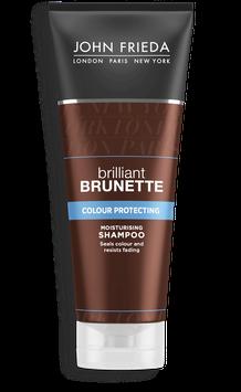 John Frieda® Brilliant Brunette Colour Protecting Moisturising Shampoo