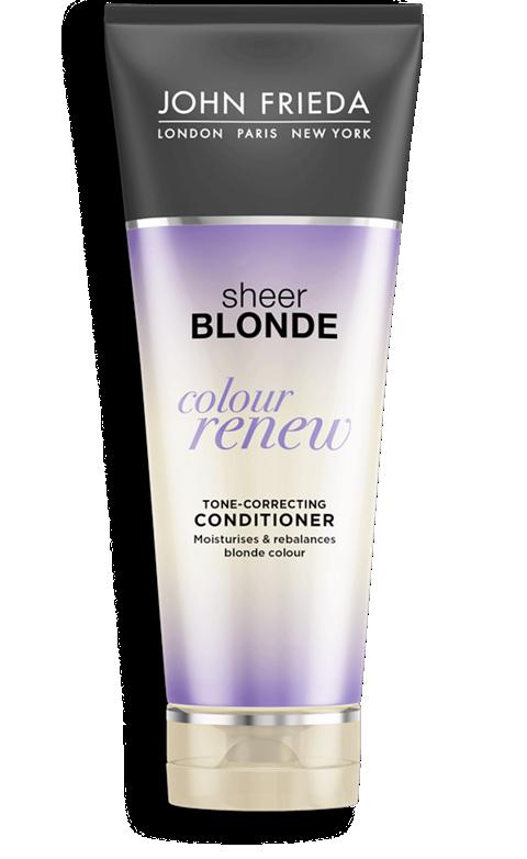 John Frieda® Sheer Blonde Colour Renew Tone-Correcting Conditioner