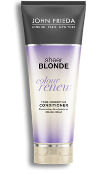 John Frieda® Sheer Blonde Colour Renew Tone-Correcting Conditioner