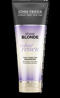 John Frieda® Sheer Blonde Colour Renew Tone-Correcting Shampoo