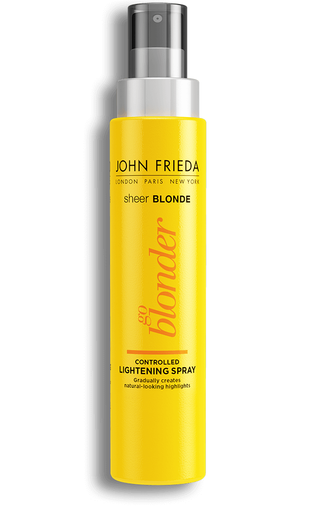 John Frieda® Go Blonder Controlled Lightening Spray