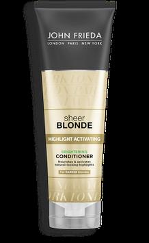 John Frieda® Sheer Blonde Highlight Activating Brightening Conditioner Darker Blondes