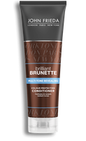 John Frieda® Brilliant Brunette® Multi-Tone Revealing Colour Protecting Conditioner