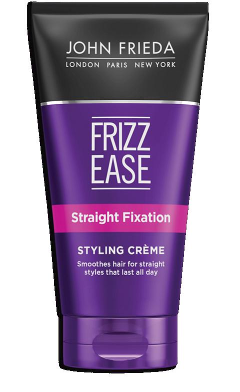 John Frieda® Frizz Ease Straight Fixation® Styling Crème