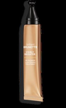 John Frieda® Brilliant Brunette Visibly Brighter In-Shower Lightening Treatment