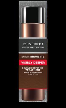 John Frieda® Brilliant Brunette Visibly Deeper Colour Deepening Treatment