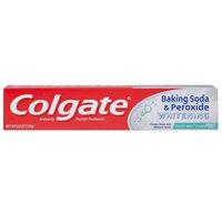 Colgate® Baking Soda & Peroxide WHITENING Toothpaste Frosty Mint Stripe Gel