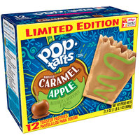 Kellogg's Pop-Tarts Frosted Caramel Apple Toaster Pastries
