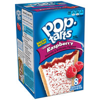 Kellogg's Pop-Tarts Frosted Raspberry Toaster Pastries