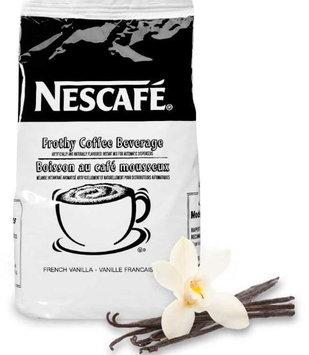 NESCAFÉ Frothy French Vanilla Cappuccino Mix