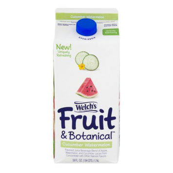 Welch's® Welch's Fruit & Botanical Juice Cucumber Watermelon