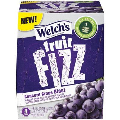 Welch's® Fruit Fizz Concord Grape Blast Sparkling Juice
