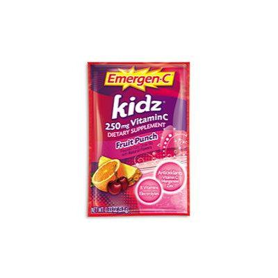 Emergen-C Kidz 250mg Vitamin C Fruit Punch