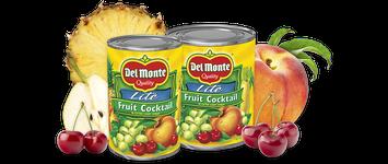Del Monte® Fruit Cocktail - Lite