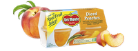 Del Monte® Peaches, Fruit Cup® Snacks