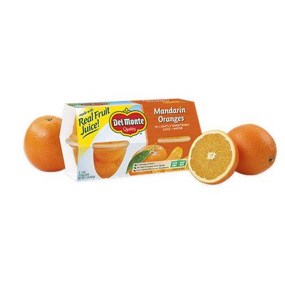 Del Monte® Mandarin Oranges, Fruit Cup® Snacks