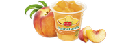 Del Monte® Fruit Naturals® Yellow Cling Peach Chunks
