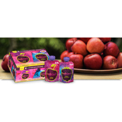 Dole Fruitocracy Variety Pack: Apple Cherry, Apple Mixed Berry