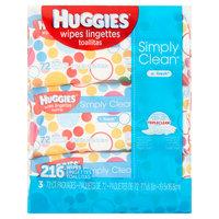 Huggies® Simply Clean Fresh Baby Wipes