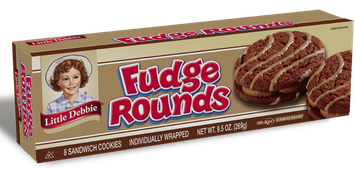 Little Debbie® Fudge Rounds