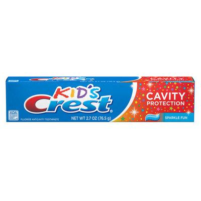 Crest Kid's Cavity Protection - Sparkle Fun
