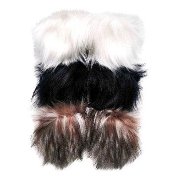 Threshold Faux Fur Eye Mask