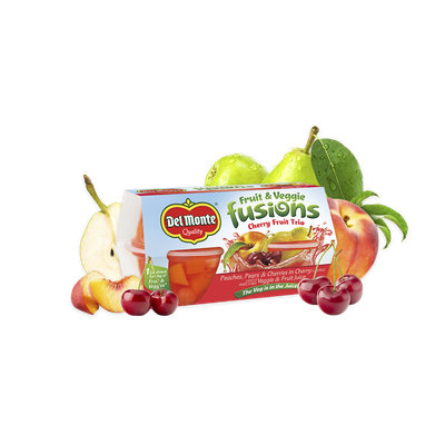 Del Monte® Cherry Mixed Fruit No Sugar Added