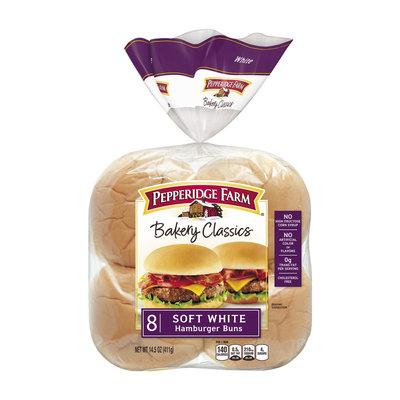 Pepperidge Farm® Archer Farms Premium White Hamburger Buns