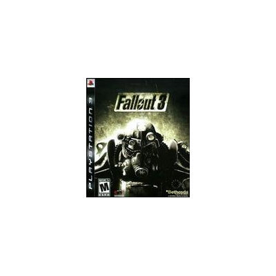 Bethesda Softworks Ps3bet12670 Fallout 3 - Ps3