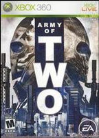 EA Army of Two - Action/Adventure Game - Xbox 360