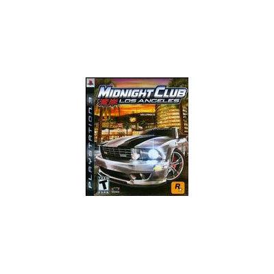 Midnight Club: Los Angeles (used)