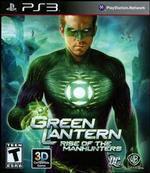 Warner Bros. 1000176474 Green Lantern: Rise of the Manhunters