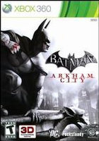 Batman: Arkham City (360) from Warner Bros.