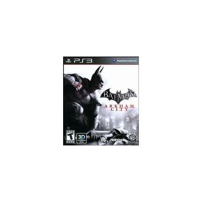 Batman: Arkham City Playstation3 Game Warner Bros. Studios