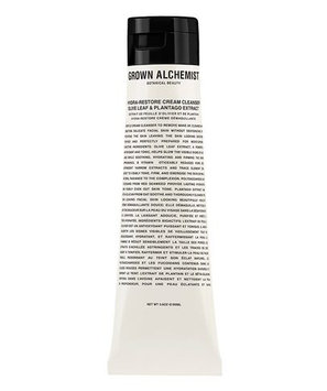 Grown Alchemist Hydra-Restore Cream Cleanser: Olive Leaf & Plantogo Extract, 100ml