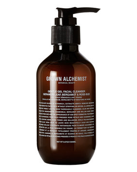 Grown Alchemist Gentle Gel Cleanser: Geranium, Bergamot & Rose Bud, 100ml