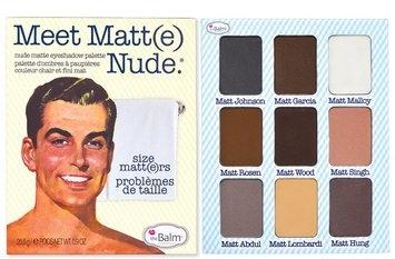 theBalm Meet Matt(e) Nude® Nude Matte Eyeshadow Palette