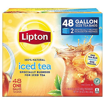 Lipton® Iced Black Gallon Size Tea Bags