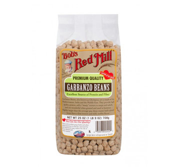 Bob's Red Mill Premium Quality Garbanzos Beans