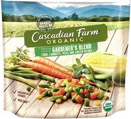 Cascadian Farm Organic Gardener's Blend
